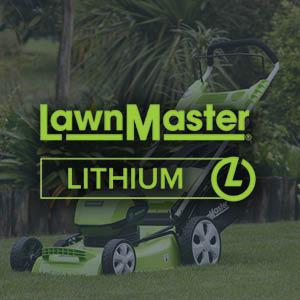 LawnMaster Lithium